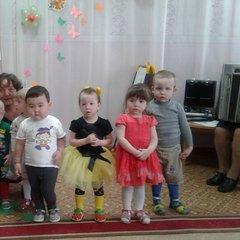 Жизнь в детском саду