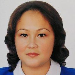 Хакимова Ильзира Рифовна