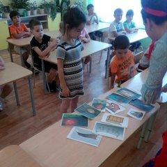 Сотрудничество с детской библиотекой