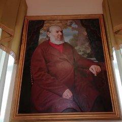 В музее С.Т. Аксакова