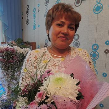 Иванова  Людмила Давлетяновна