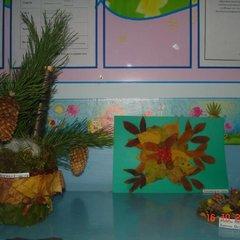 """Выставка творческих поделок """"Чудеса с обычной грядки"""" группы №2 """"Непоседы"""""""