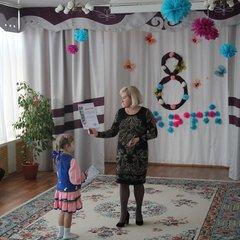 """Утренник «Для милых мам!» группа №4 """"Капитошка"""""""