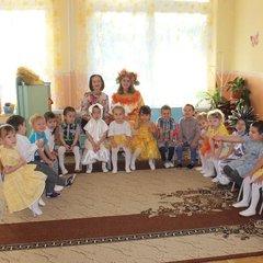 """Осенний карнавал """"Домик для Зайки"""""""
