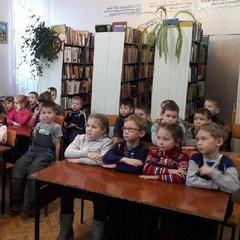 Экскурсия в детскую поселковую библиотеку