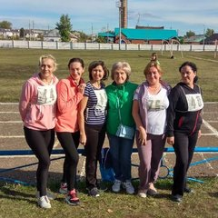 Легкоатлетический забег в рамках Всероссийского дня бега «Кросс нации-2018»