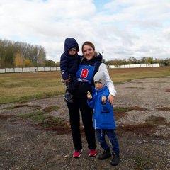 Легкоатлетический кросс в рамках Всероссийского дня бега «Кросс нации-2019»