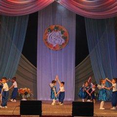 Выступление в ДК - концерт, посвященный Дню матери
