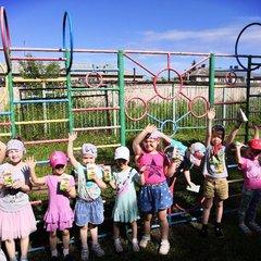 Олимпийская неделя в детском саду