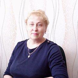 Егорова Надежда Михайловна