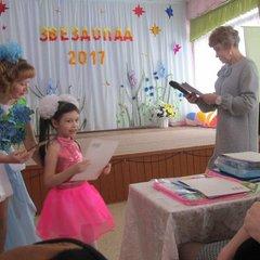 """Наши ребятишки на муниципальном конкурсе """"Звездопад-2017"""""""