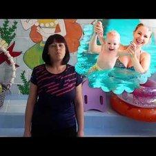 Как научить ребенка не бояться воды, инструктор по физической культуре Шафикова И.М.