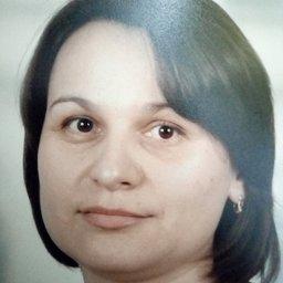 Сырбу Родика Валентиновна