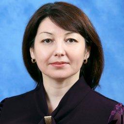 Скворцова Ирина Магеррамовна