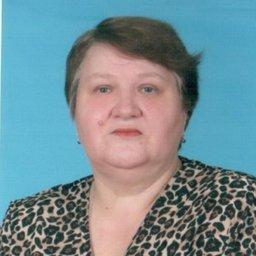 Хашинова Галина Сергеевна