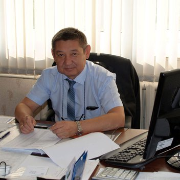 Мусабеков Орал Жарысбаевич
