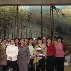 Учителя в музее Ильменского заповедника