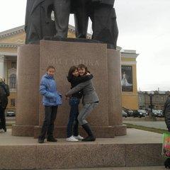 арбат в Челябинске