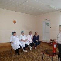 Мероприятия по основам безопасности жизнедеятельности с проведением тренировки по защите воспитанников и сотрудников мбдоу при чрезвычайных ситуациях