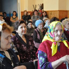 День пожилых - 2010