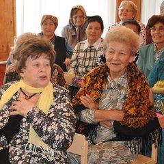 День пожилых - 2011
