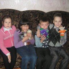 """Акция """"Дети-детям"""" 3 декабря 2013 года"""