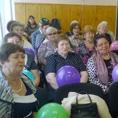Международный день пожилых людей 2015 год