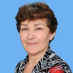 Ножкина Валентина Петровна