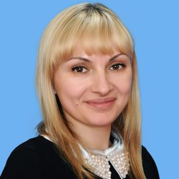 Блохина Оксана Викторовна