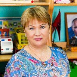 Крупнова Ольга Анатольевна
