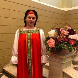 Шустова Лариса Александровна