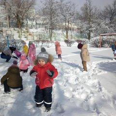 Зима в Новороссийске