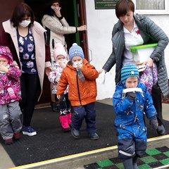 Проведение объектовых тренировок и мероприятий по формированию безопасного поведения у детей