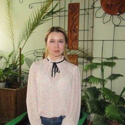 Гришанова Елизавета Кирилловна
