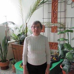 Магазинова Нина Степановна