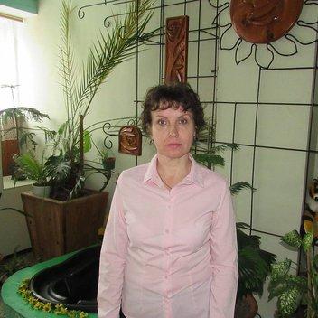 Монахова Любовь Михайловна