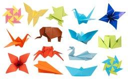 Волшебный мир оригами