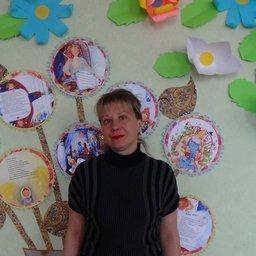Захарова Ирина Константиновна