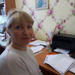 Рыбина Ольга Вячеславовна