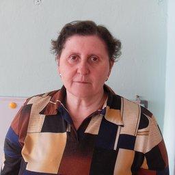 Алимова Любовь Владимировна