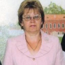 Марфина Ирина Борисовна