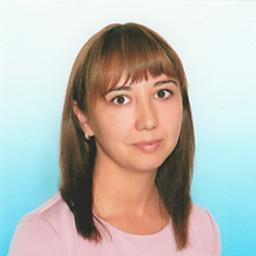 Александрова Регина Вячеславовна