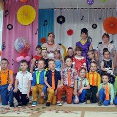 Выпускной группы №3. 2019г.