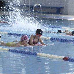 Рабочая программа по плаванию для детей 3-6 лет  «Учусь плавать»
