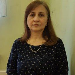 Гаспарян Сусанна Федриковна