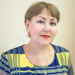 Сухова Гульфия Рафкатовна
