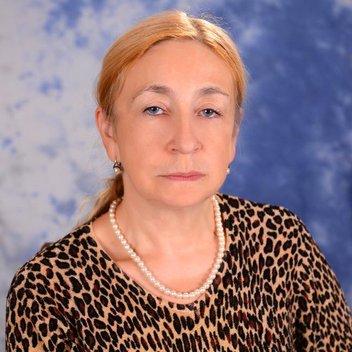 Рысева Людмила Вячеславовна
