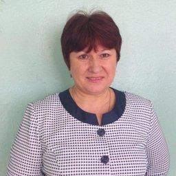 Стадникова Валентина Ивановна
