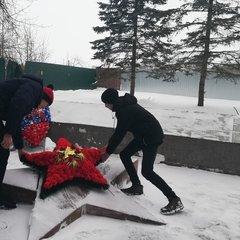 День освобождения Яропольца от фашистов 17.01.2019