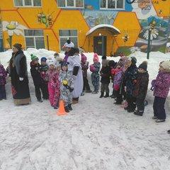 "Зимний спортивный праздник ""Мы мороза не боимся"""
